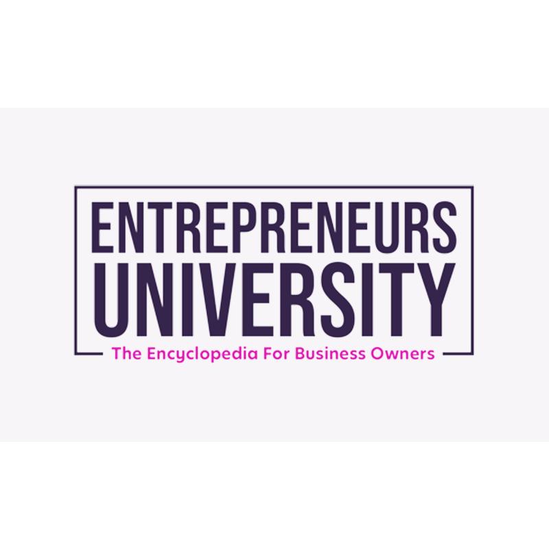 Entrepreneurs University logo