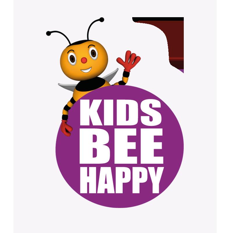 Kids Bee Happy Logo